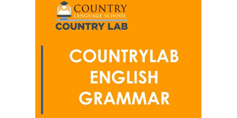 COUNTRYLAB ENGLISH GRAMMAR