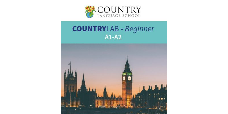 COUNTRYLAB BEGINNER A1-A2